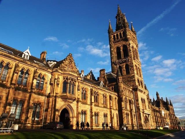 Vivir en Escocia: Escocia-Universidad-Glasgow