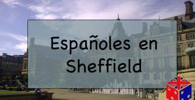 Españoles en Sheffield, Reino Unido