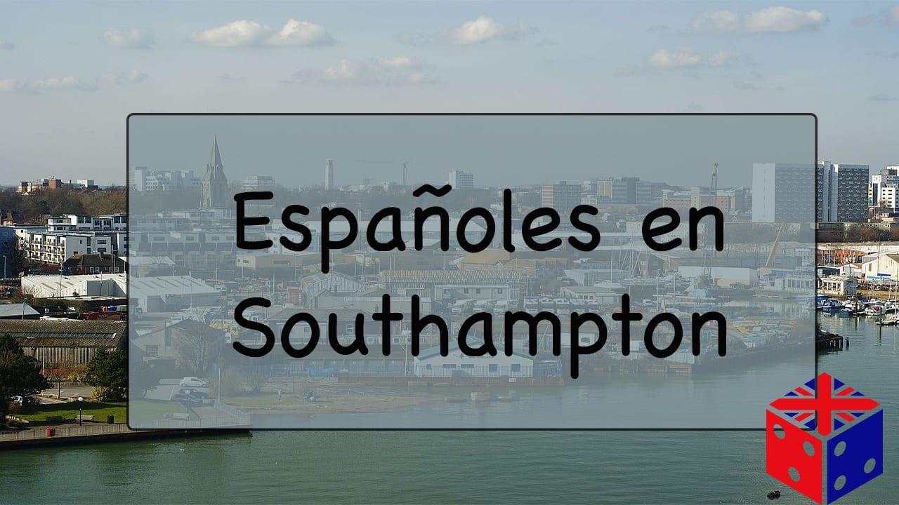 españoles viviendo en southampton