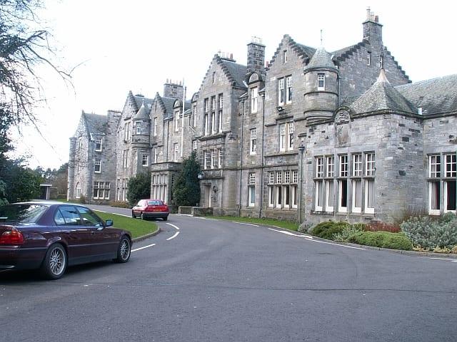 Vivir en Escocia: Escocia-universidad-estudiar