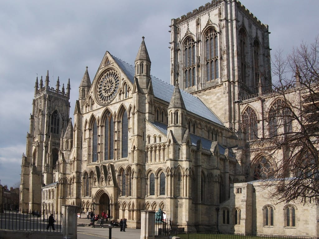 Ciudades de Inglaterra: York