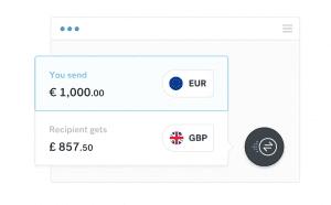 Enviar dinero con CurrencyFair
