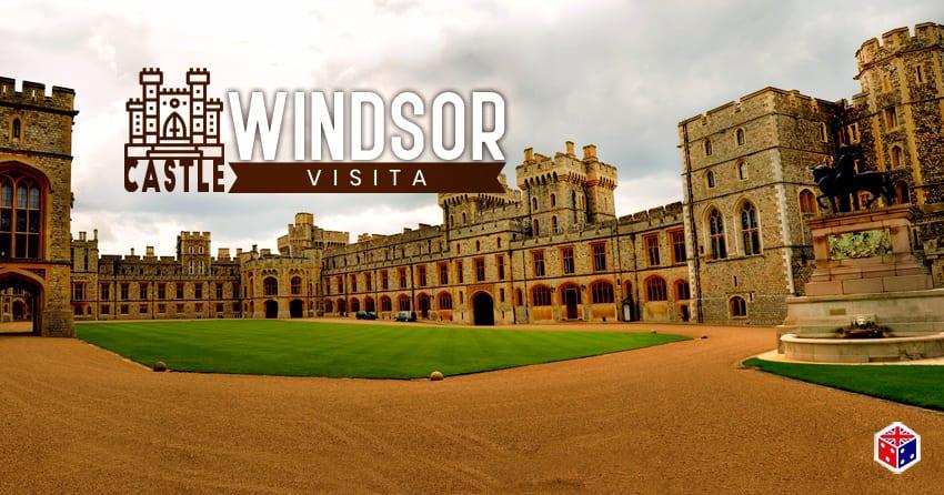 llegar y visitar el castillo windsor londres