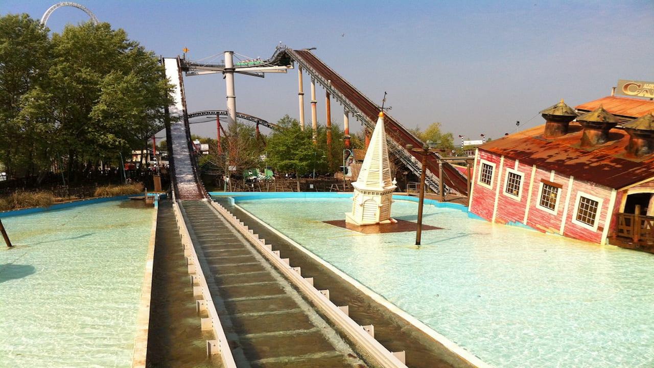 Atracciones de Thorpe Park