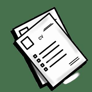 Currículum para encontrar empleo o trabajo en Reino Unido