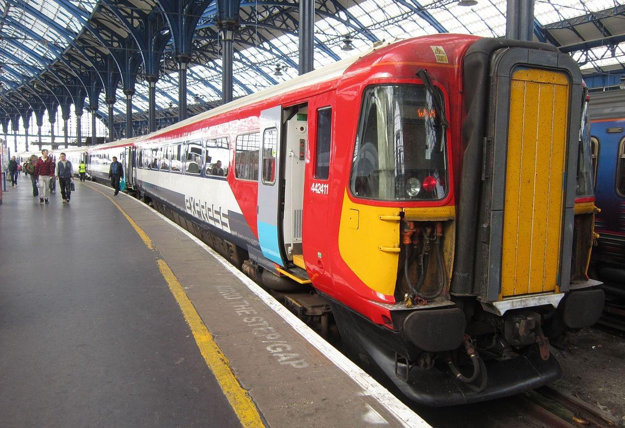 Terminal del tren Gatwick Express
