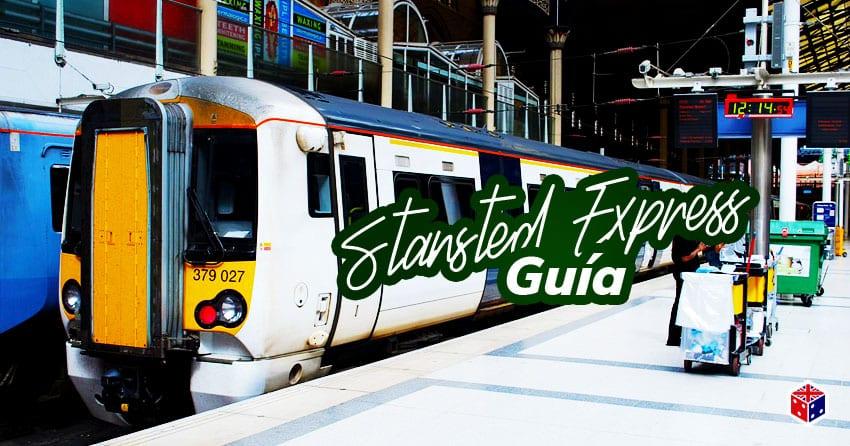 horarios y precio del tren stansted express