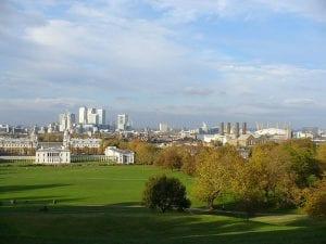 Visitar el Meridiano de Greenwich con niños en Londres