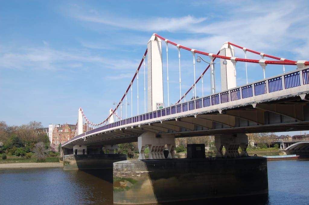 Puentes famosos de Londres
