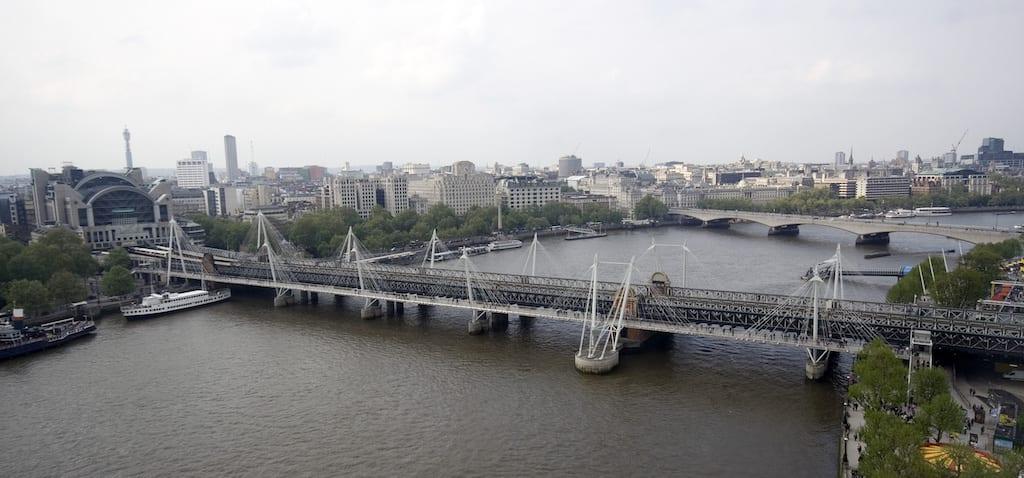 Puentes de Londres importantes