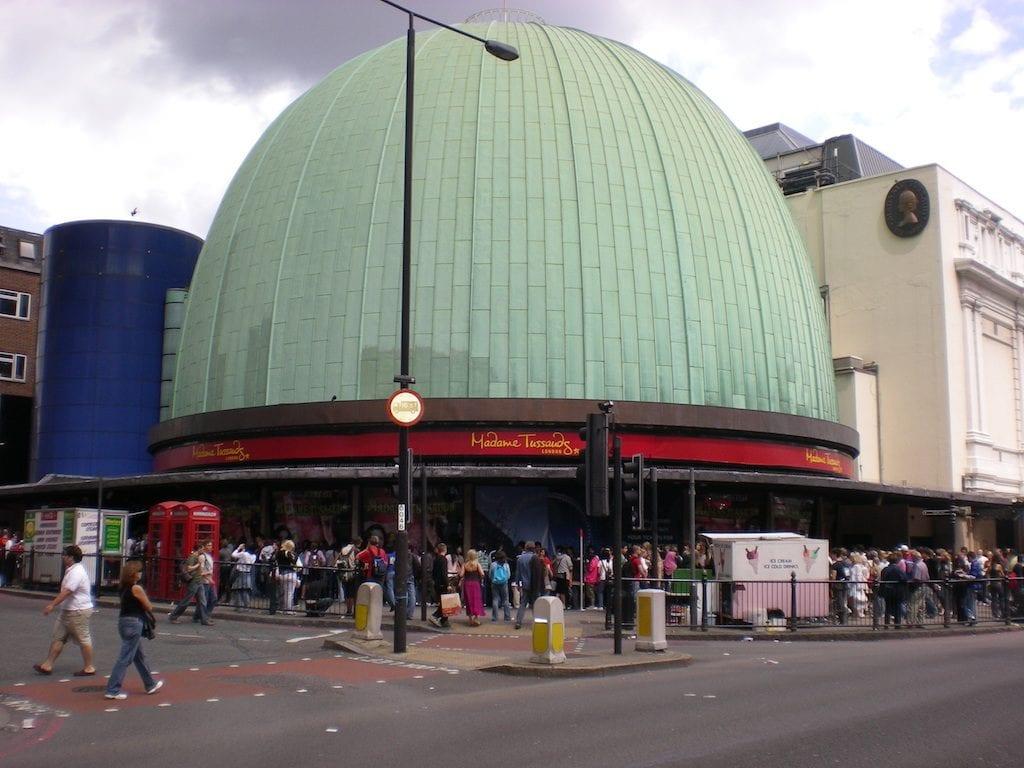 Monumentos de Londres: Madame Tussauds