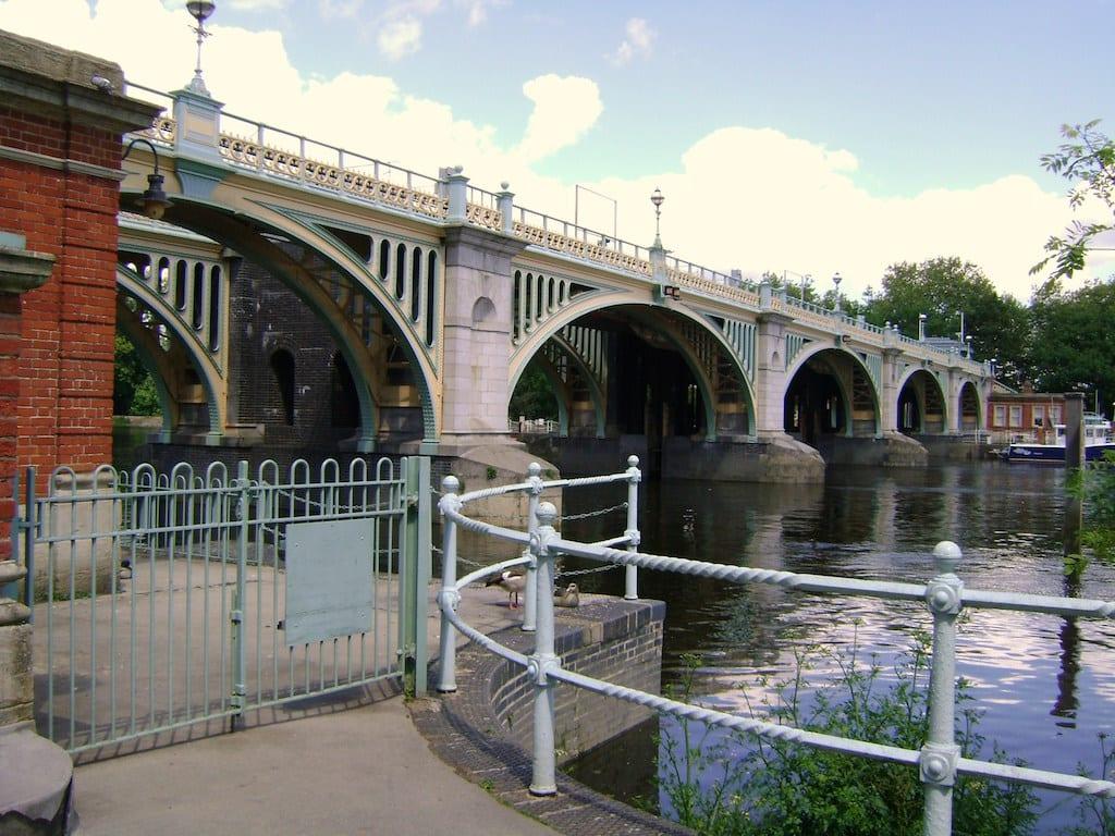 Puentes de Londres conocidos