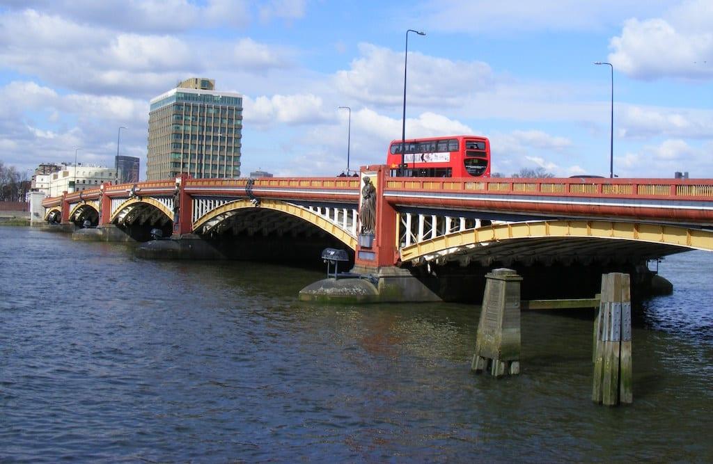 Puentes de Londres: puente de la torre