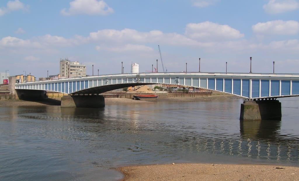 Puentes importantes de Londres