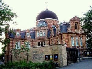 Visitar el Meridiano de Greenwich en el Royal Observatory