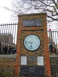 Reloj del Meridiano de Greenwich