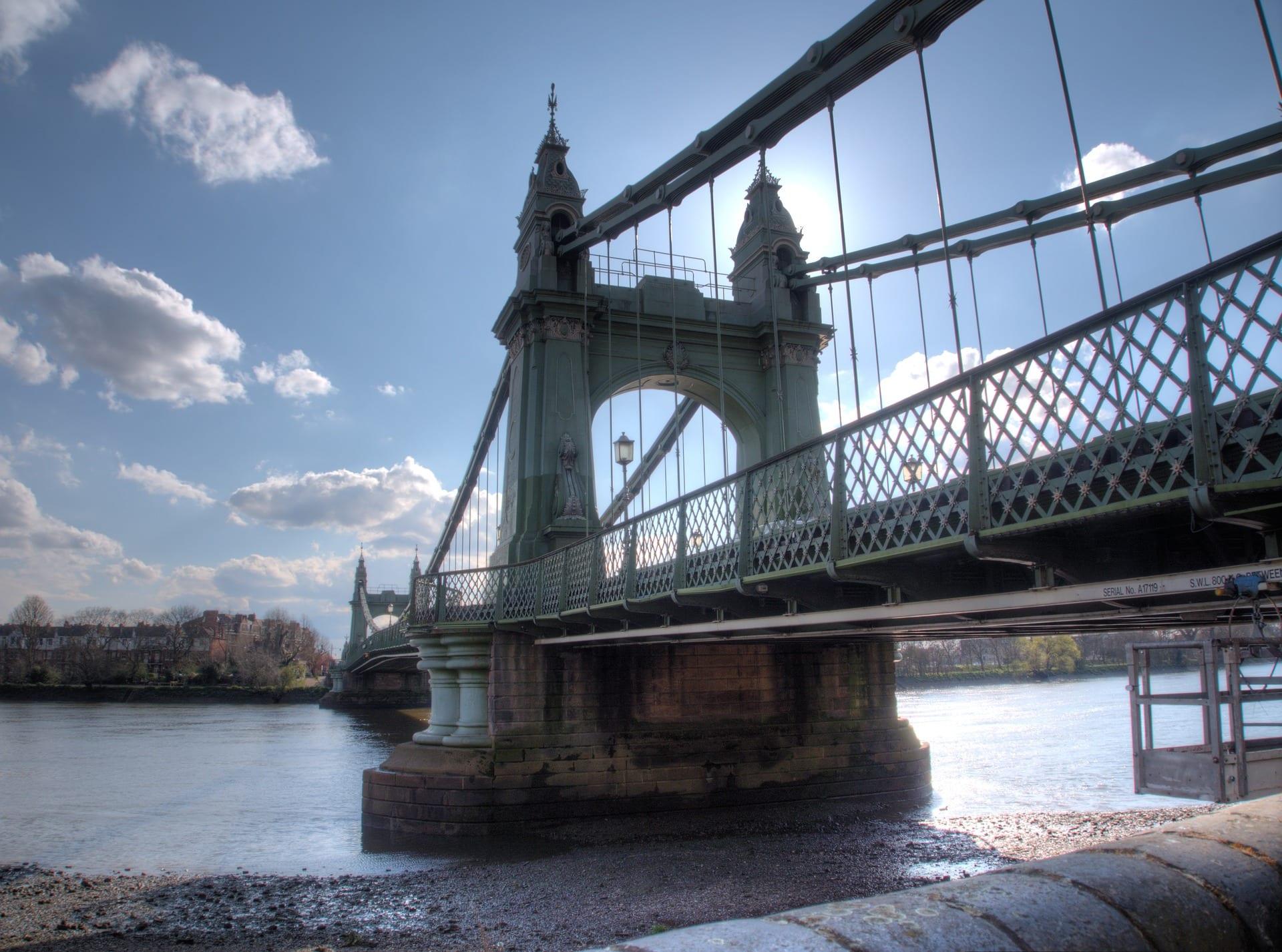 Puentes sobre el río de Londres