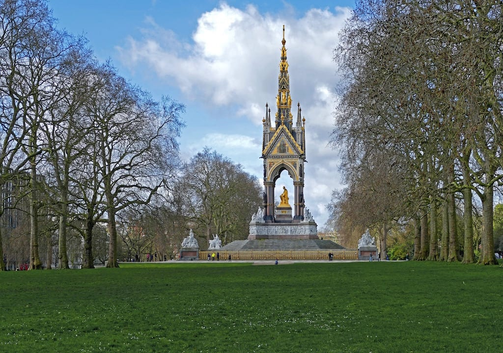 Monumentos de Londres: Albert Memorial