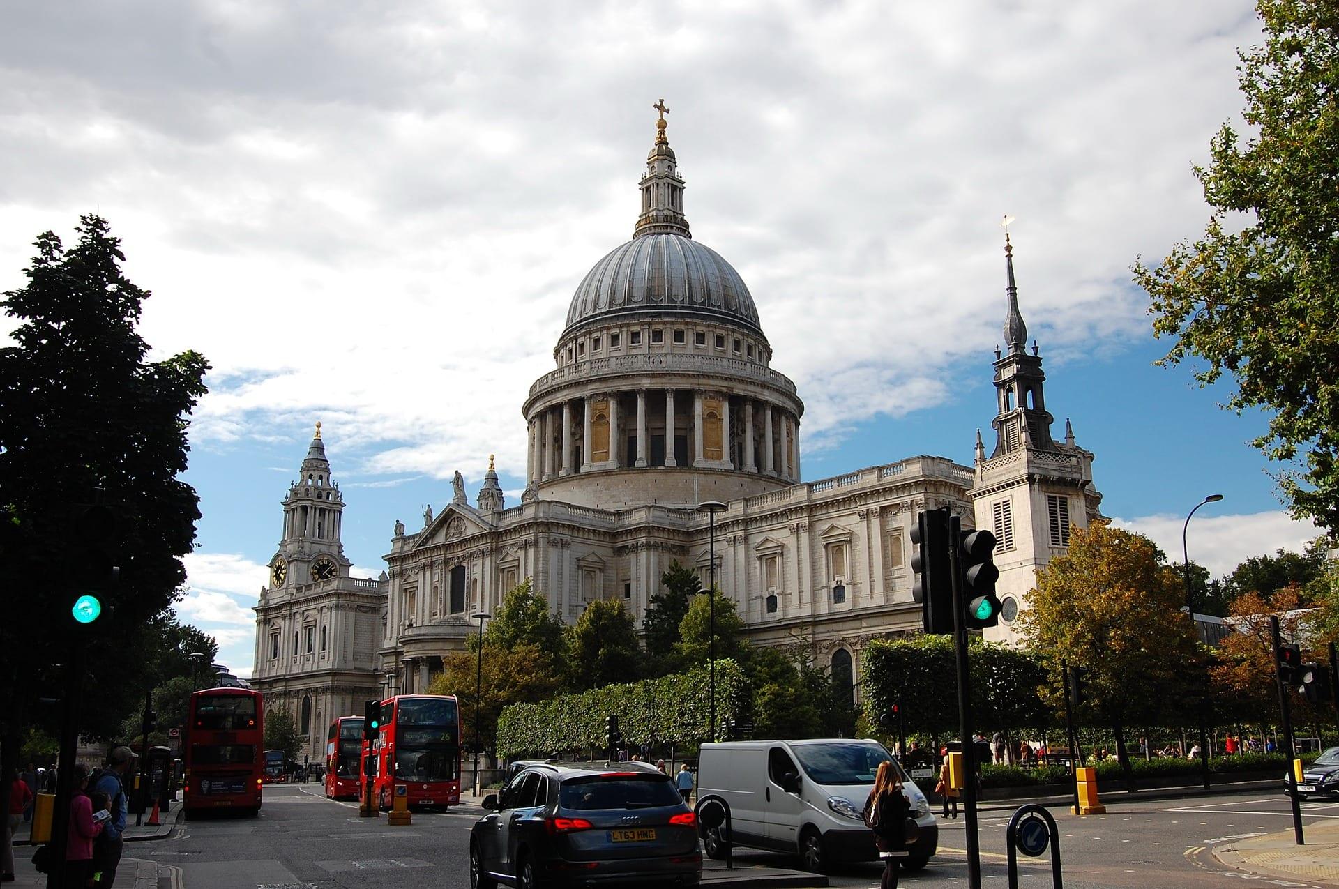 Viernes Santo en Semana Santa en Londres