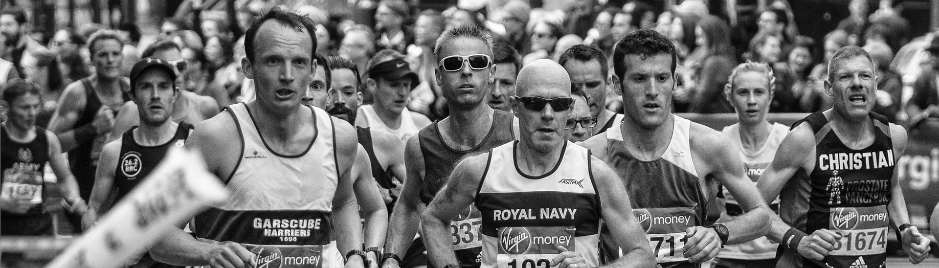 Ruta del Maratón de Londres