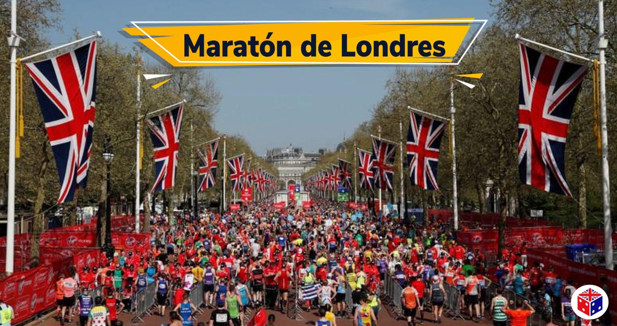 Recorrido del Maratón de Londres