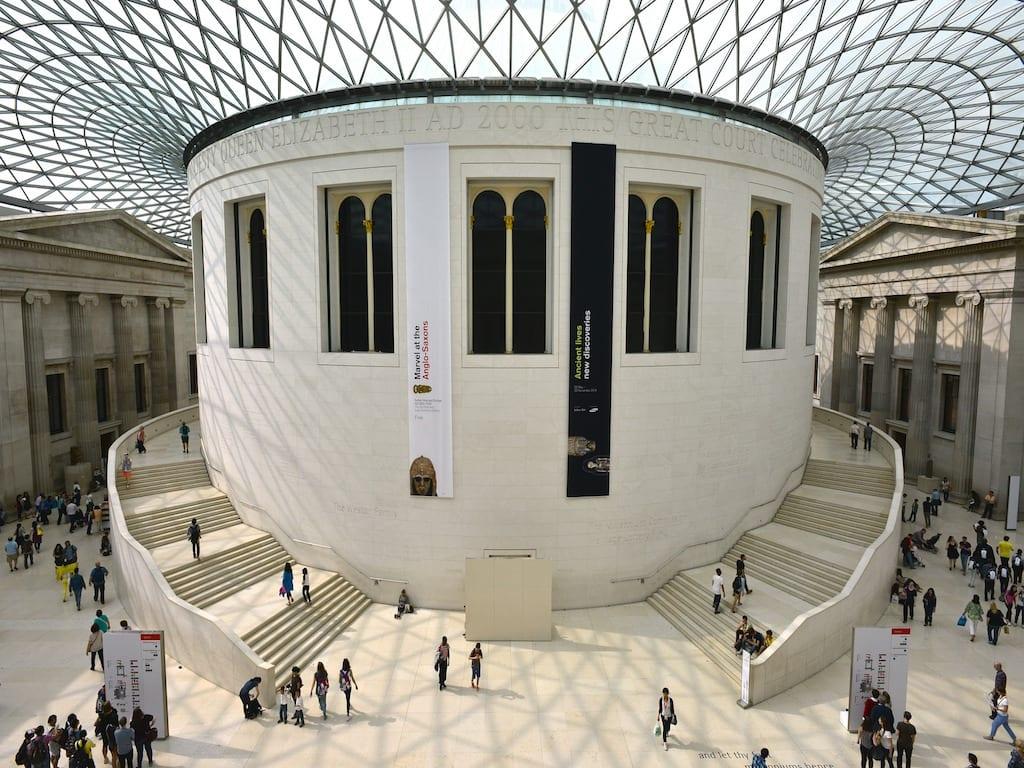 Monumentos de Londres: British Museum