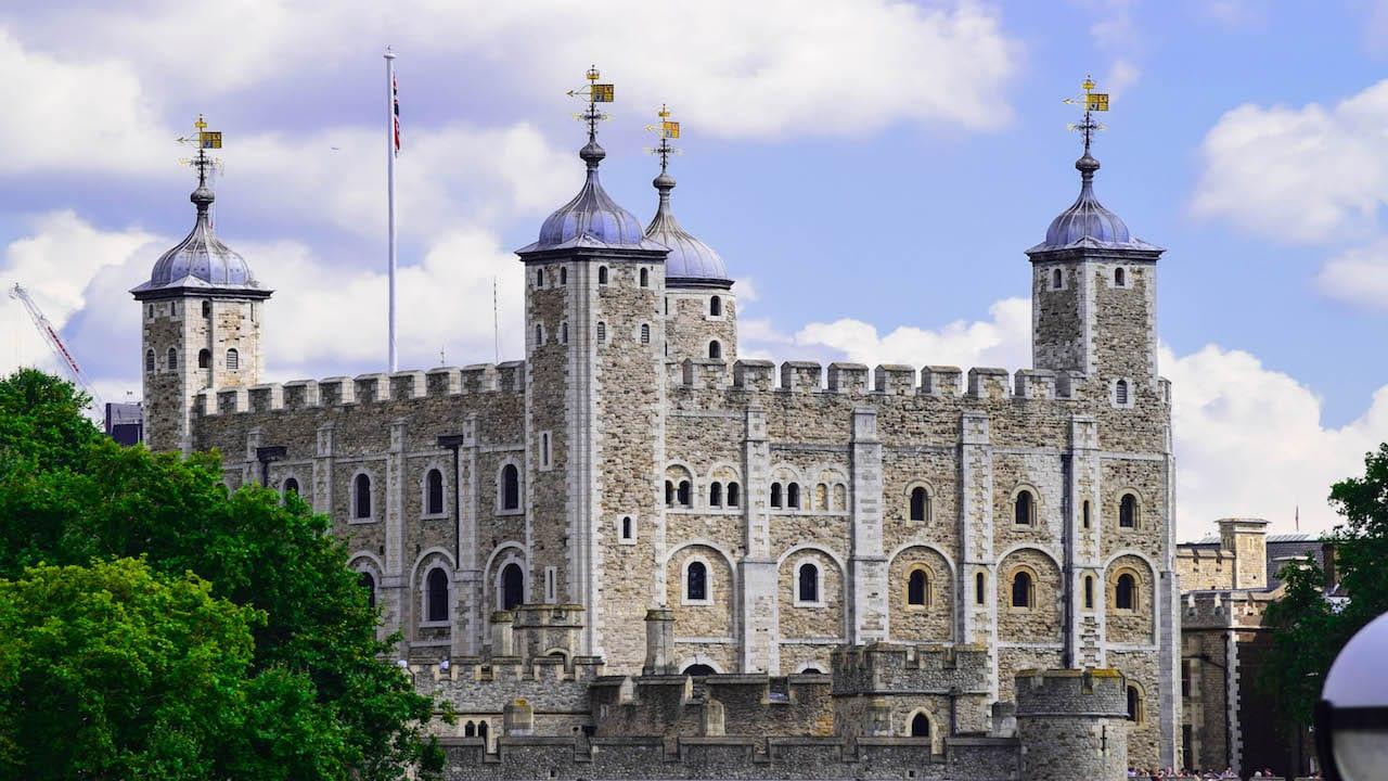 Monumentos de Londres famosos