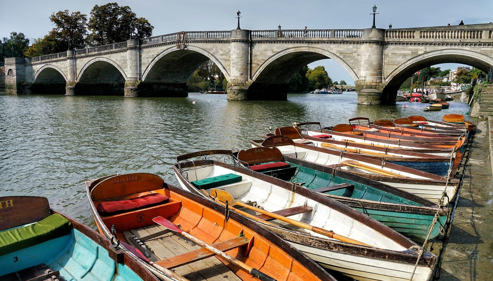 Puentes levadizos de Londres