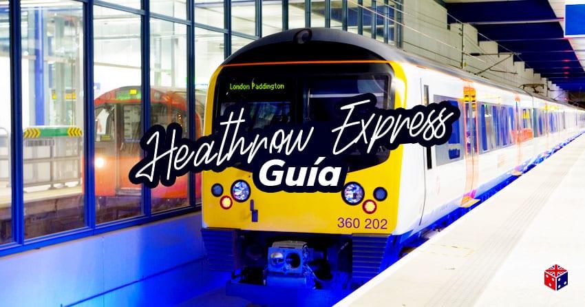 precio y horarios del terminal heathrow express