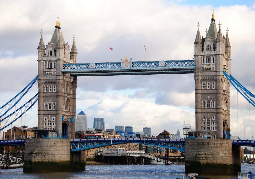 Monumentos de Londres y lugares de interés