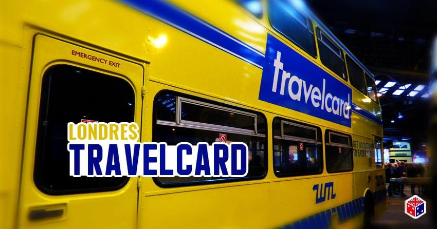 comprar tarjeta para travelcard en londres
