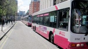 trasporto quando si vive a Belfast