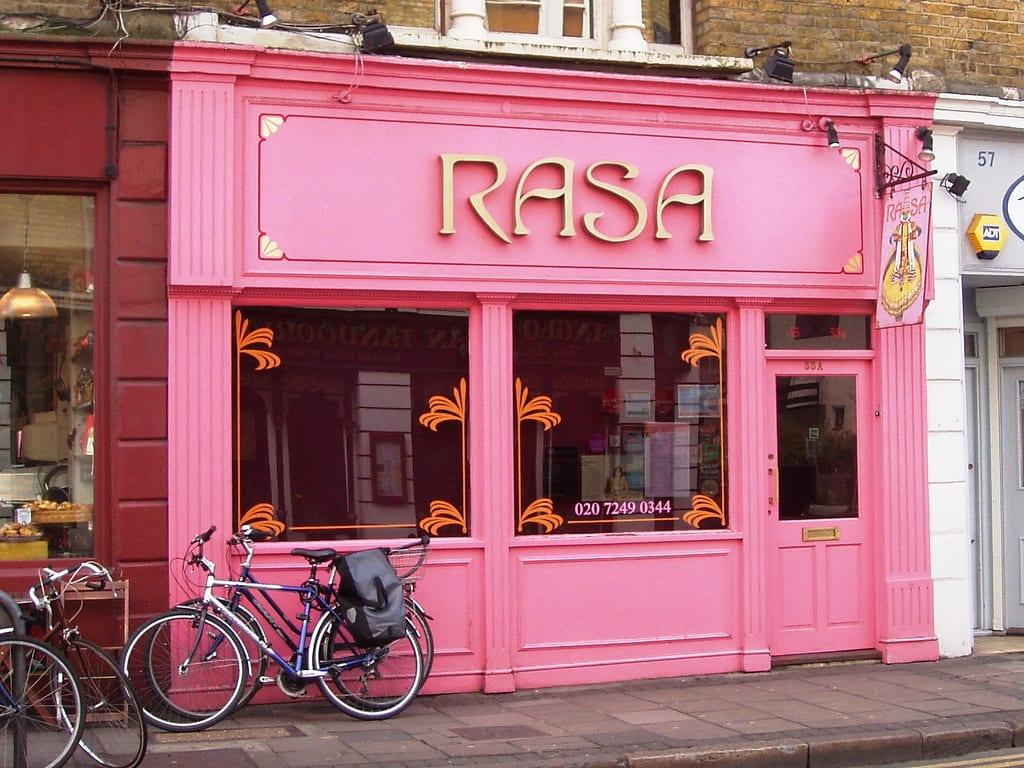 Restaurante vegetariano de calidad en Londres