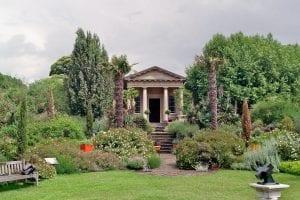 Parking para visitar los Kew Gardens