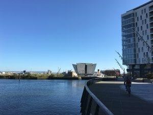 Clima per vivere a Belfast