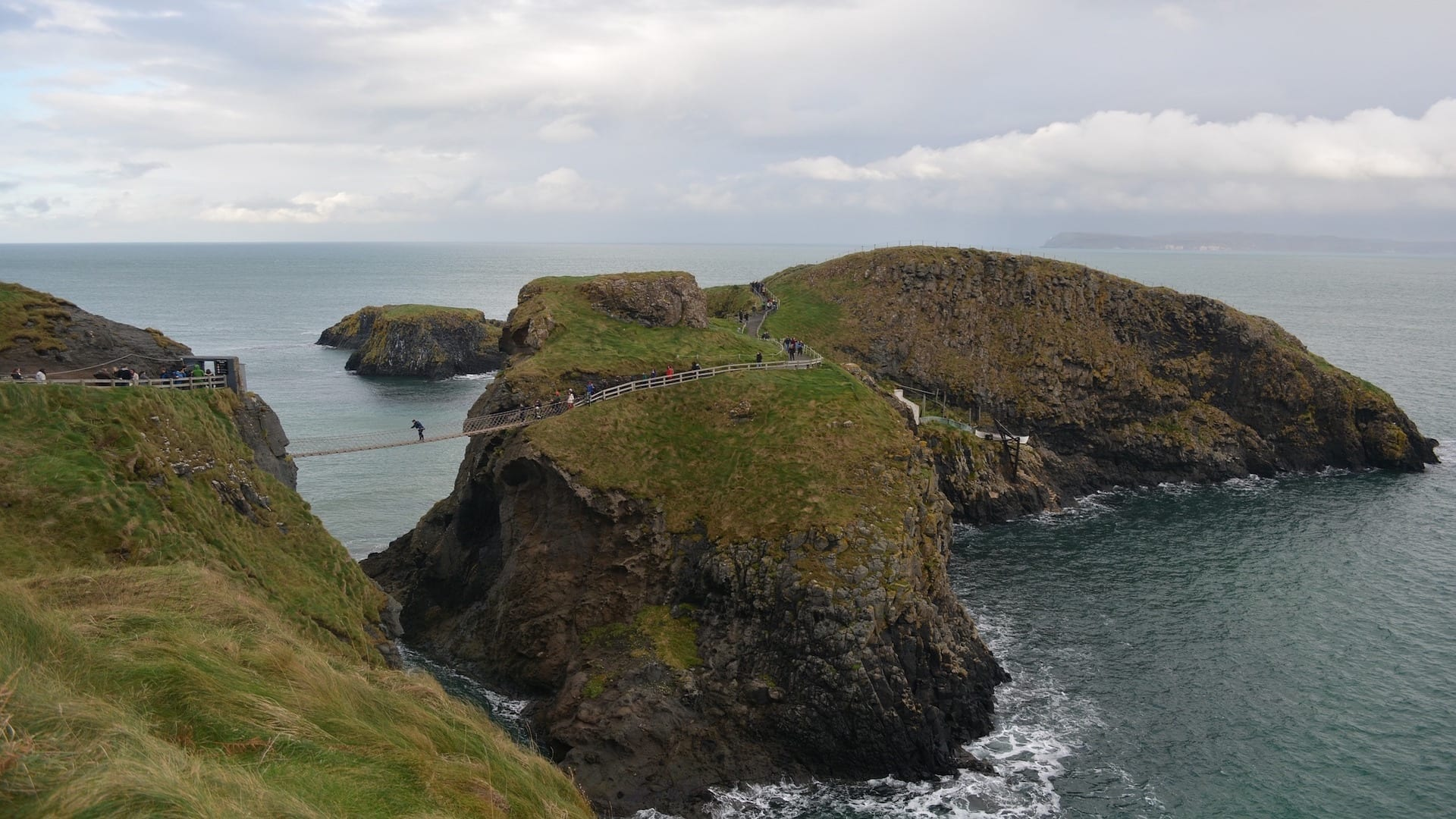 Visitar Irlanda: Belfast y Carrick-a-rede rope Bridge
