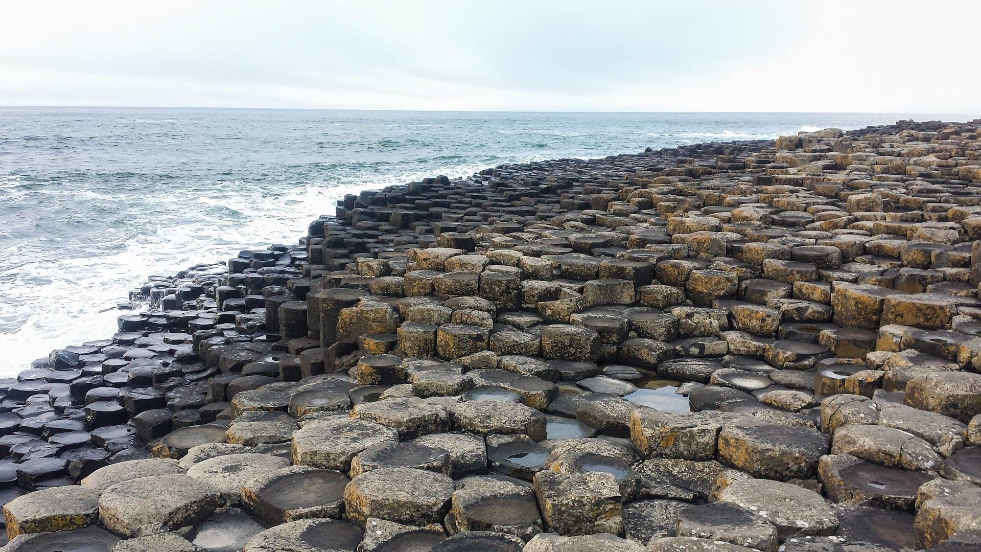 Visitar Irlanda: Belfast y Causeway's Giant