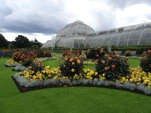 Visitar Kew Gardens en Londres