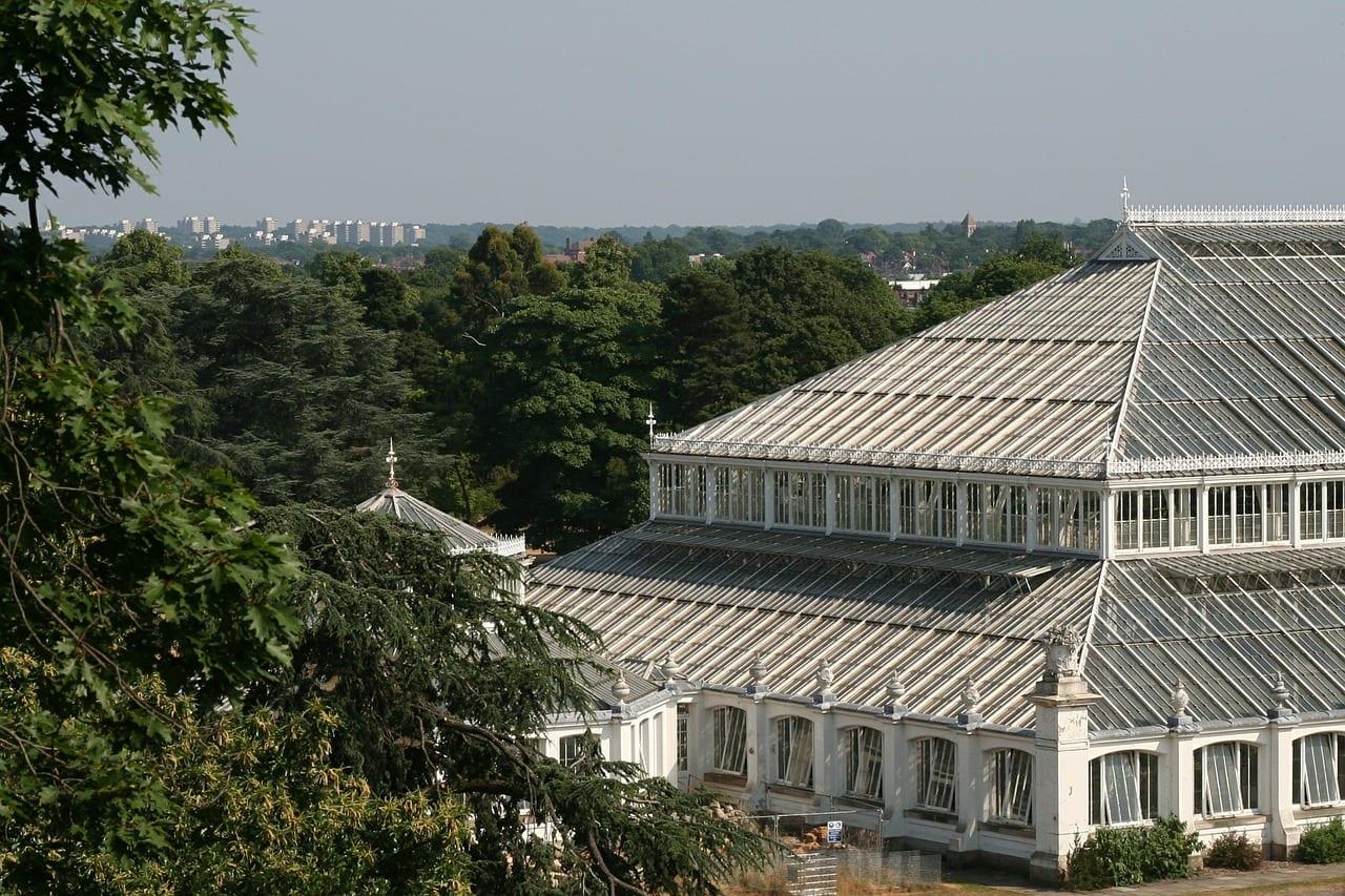 Visitar los Jardines Kew Gardens