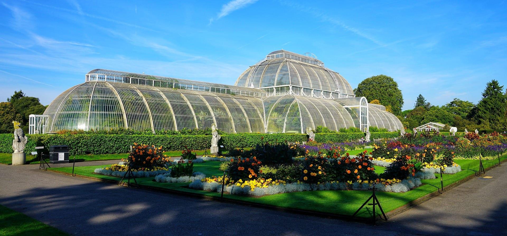 Palm House en Kew Gardens