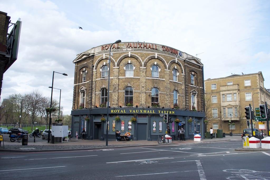 Pub LGBT en Londres
