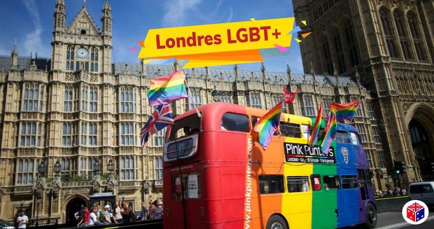 Disfrutar de lugares para el colectivo LGBT en Londres