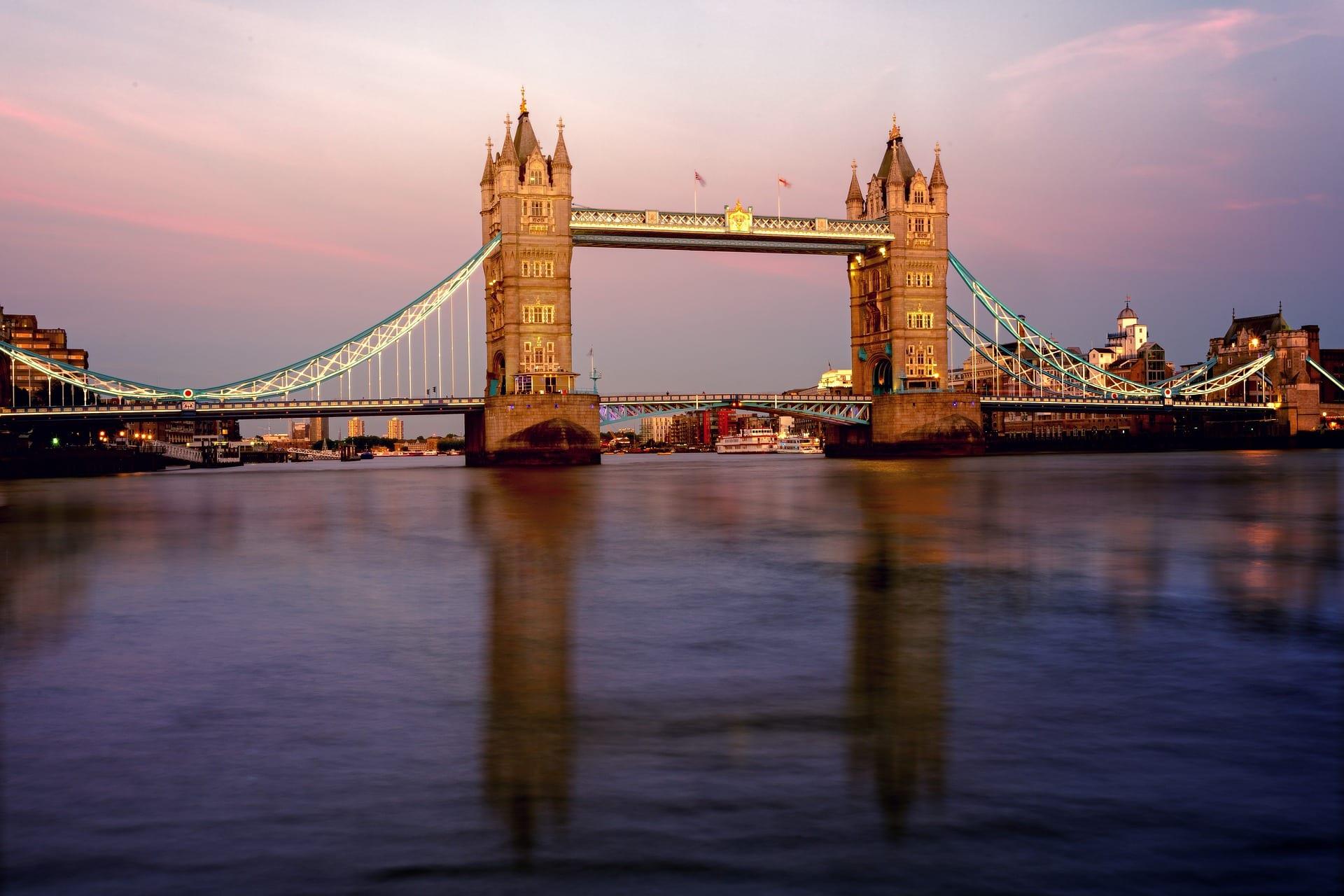Lugares de interés para el viaje de fin de curso a Londres