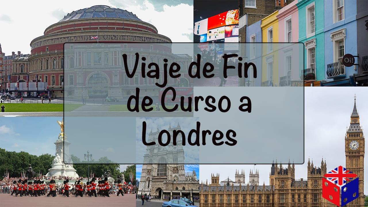 Viaje de fin de curso a Londres