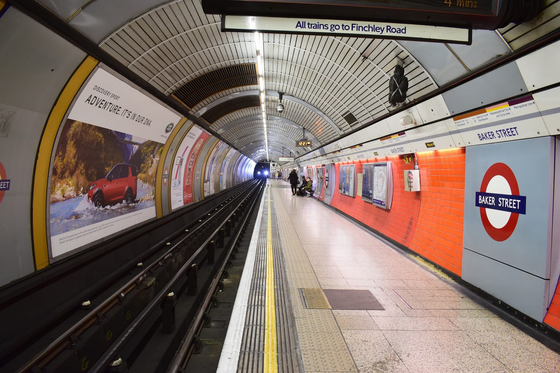 Transporte en tu viaje de fin de curso a Londres