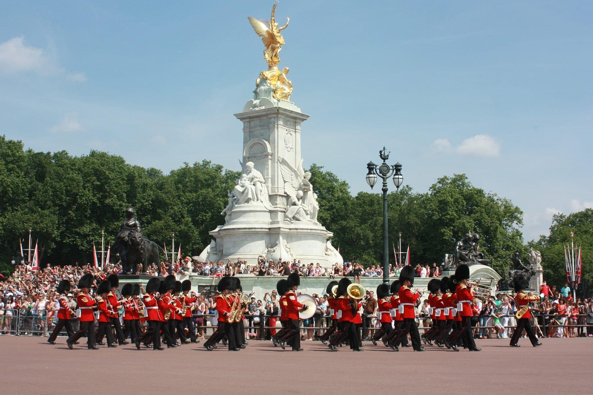 Viaje de fin de curso a Londres con alumnos
