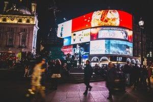 La noche del viaje de fin de curso de Londres
