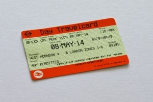 Travelcard en tu viaje de fin de curso a Londres