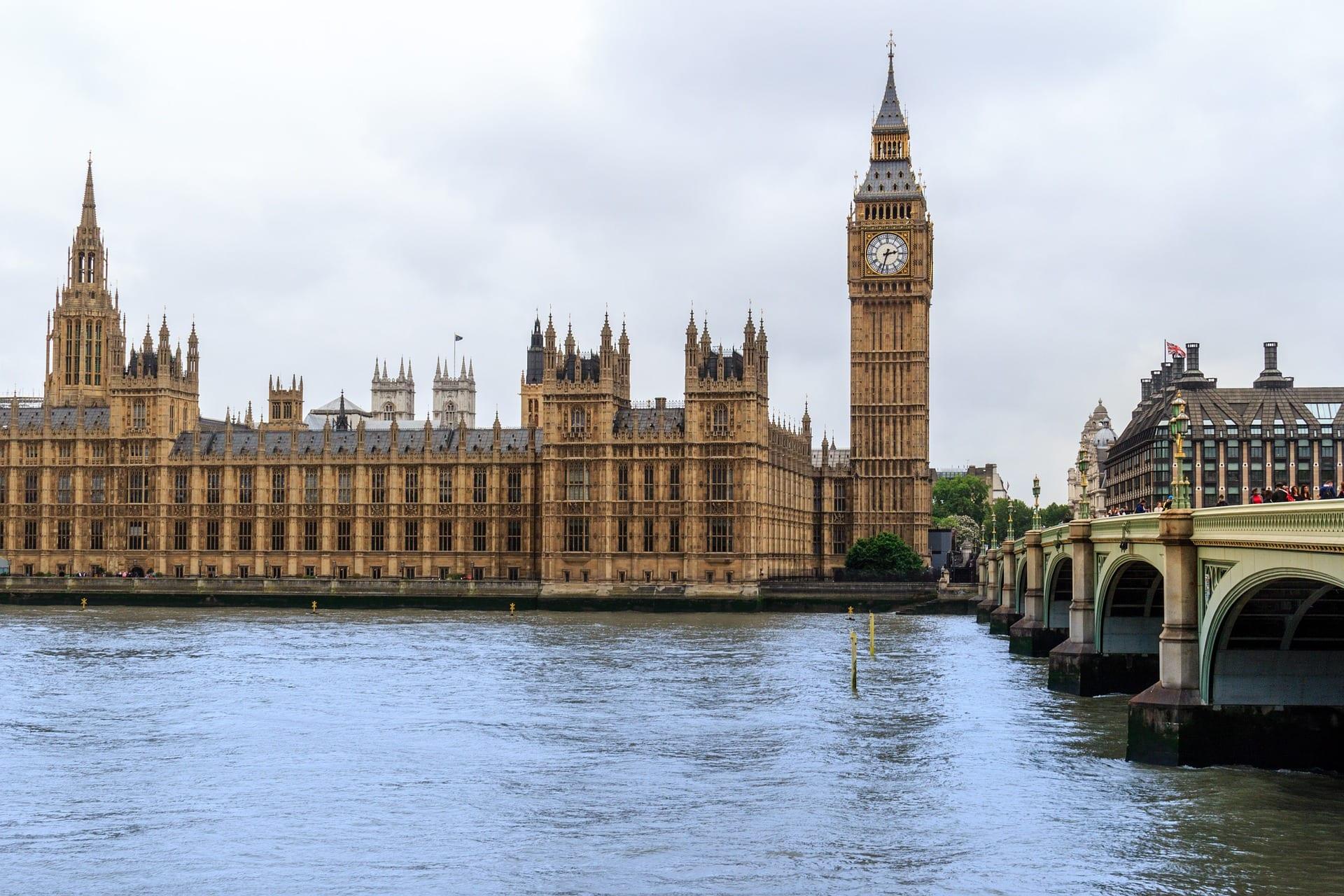 Ver Westminster en Londres en dos días