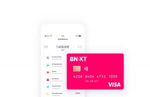 Bnext app: controlar por la aplicación móvil
